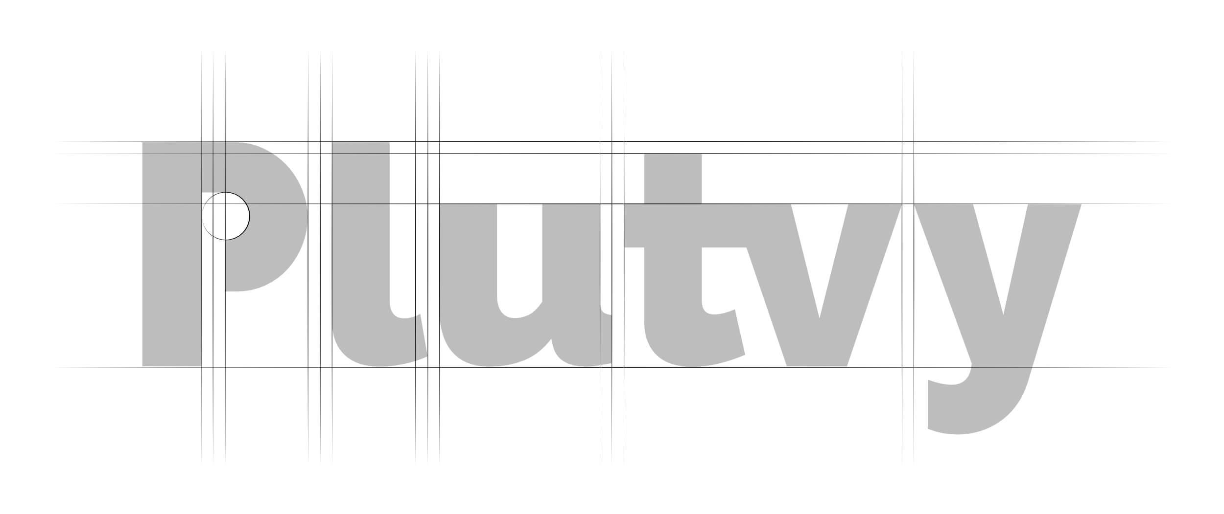 plutvy-sk logo branding by michael maleek djibril