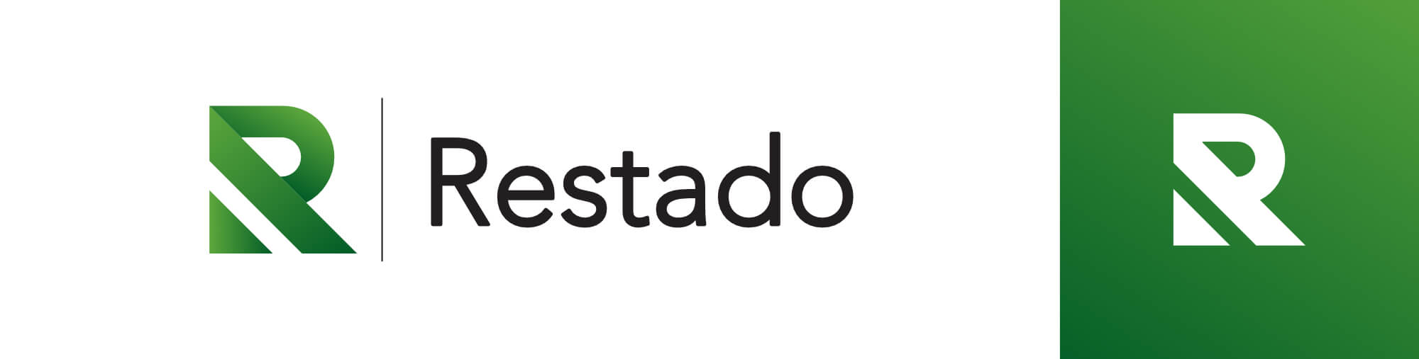logo design and branding for restado by michael maleek djibril