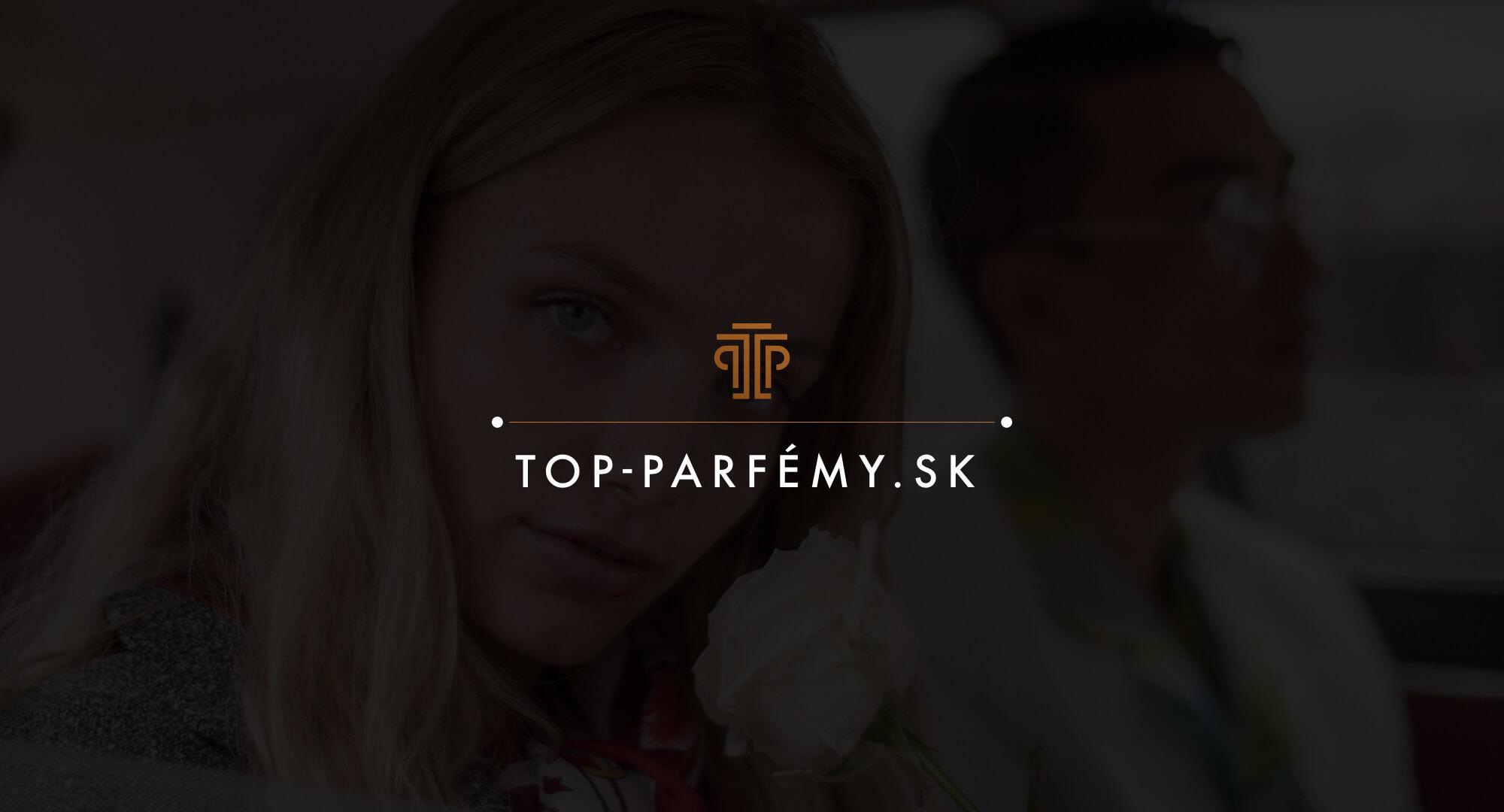 top-parfemy.sk logo case study branding by michael maleek djibril