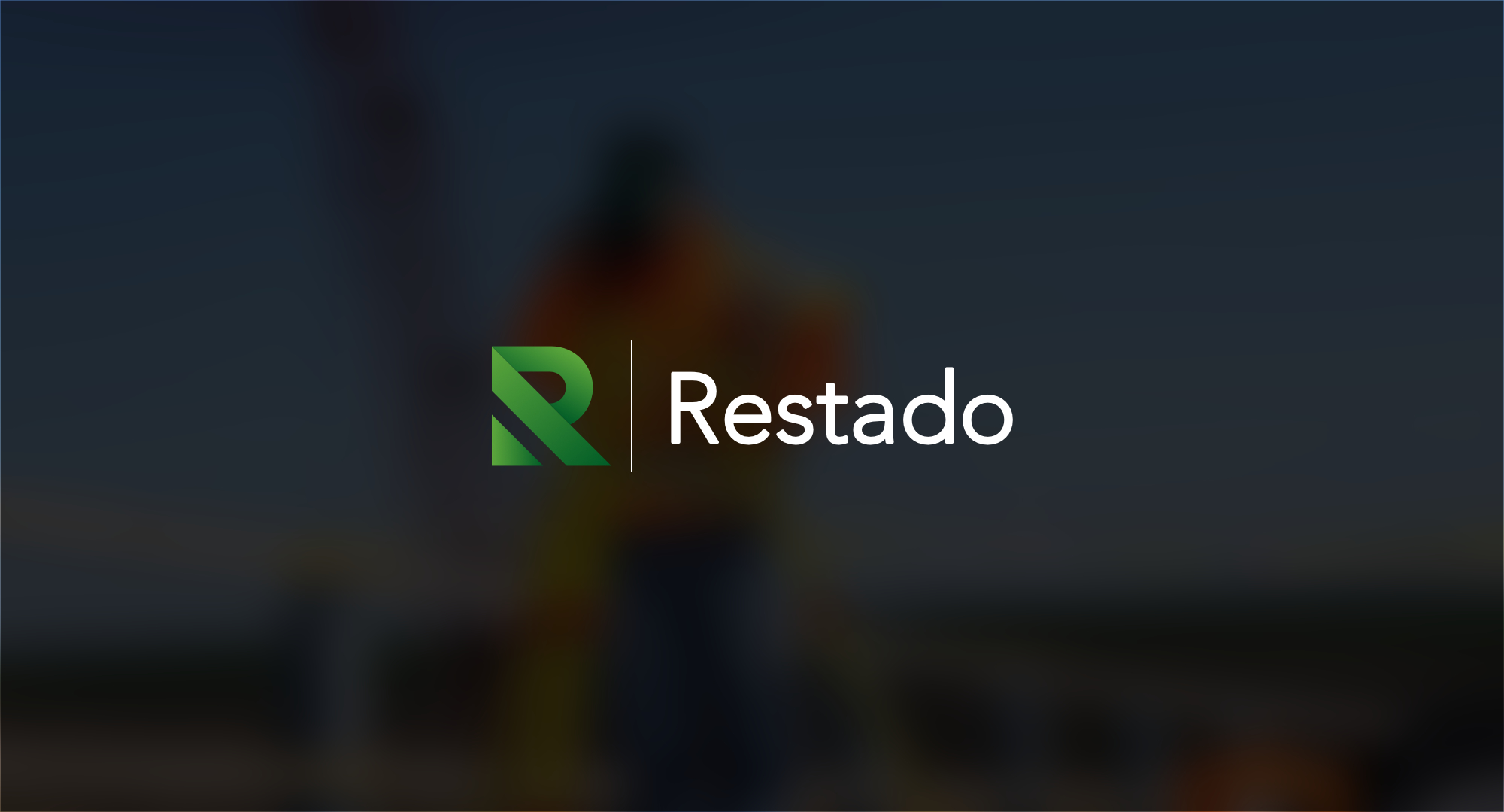 corporate branding for restado by michael maleek djibril
